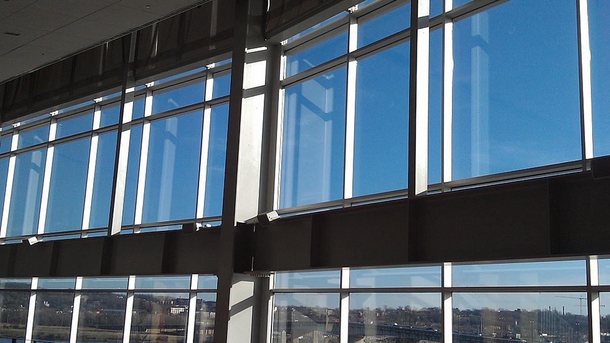 Windows tinting film for modern home window