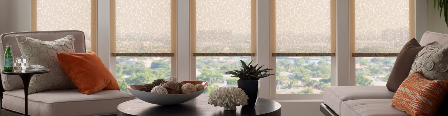 Roller Shades and Blinds